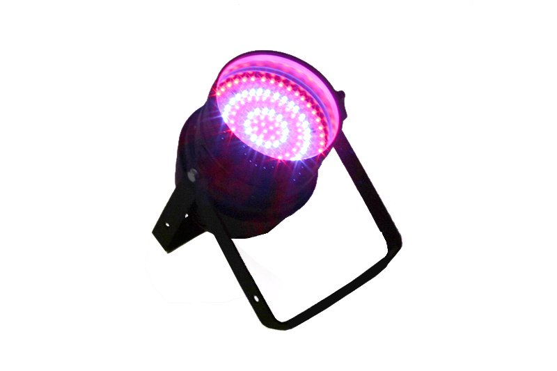 VRL PAR-1745 PAR56 LED Stage Light w/DMX Control